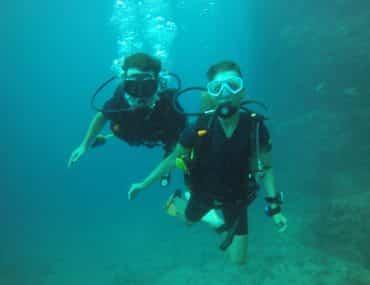 Reisebericht Thailand Tauchschein auf Koh Tao