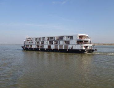 Reisebericht Myanmar Sehenswürdigkeiten Schifffahrt Mandalay nach Bagan