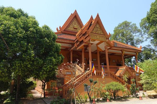 Reisebericht Kambodscha Sehenswürdigkeiten Siem Reap