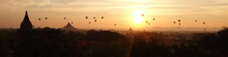 Tempel von Bagan