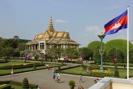 Reisebericht Kambodscha Sehenswürdigkeiten Phnom Penh