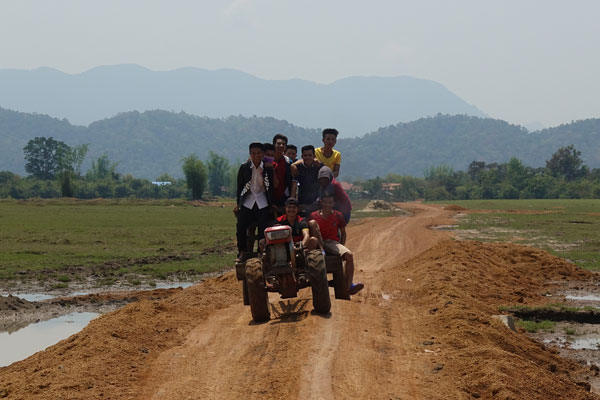 Reisebericht Laos Loop in Laos Tag-2-Cold-Springs-Landschaft