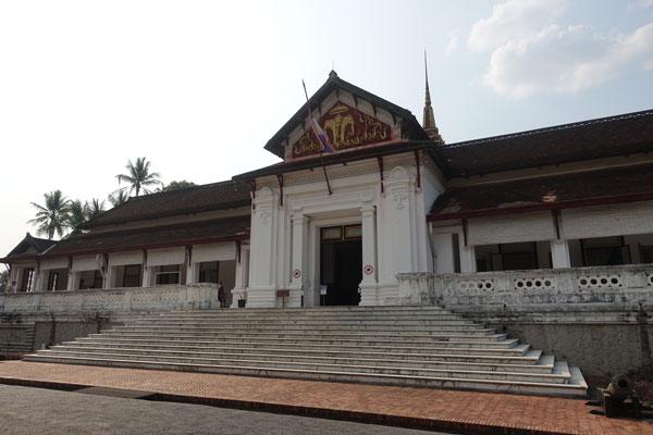 Reisebericht Laos Sehenswürdigkeiten Luang Prabang Royal Palace