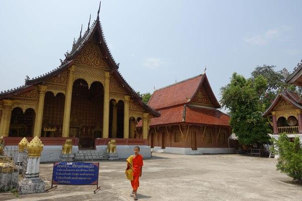 Reisebericht Laos Sehenswürdigkeiten Luang-Prabang-Wat-Sene