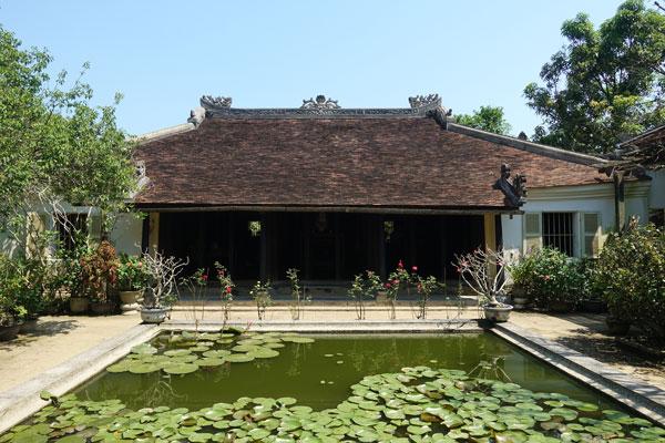 Reisebericht Vietnam Sehenswürdigkeiten Hue An Hien Garden House
