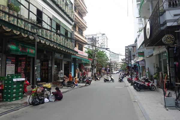 Reisebericht Vietnam SehenswürdigkeitenHue Stadtbild Tag