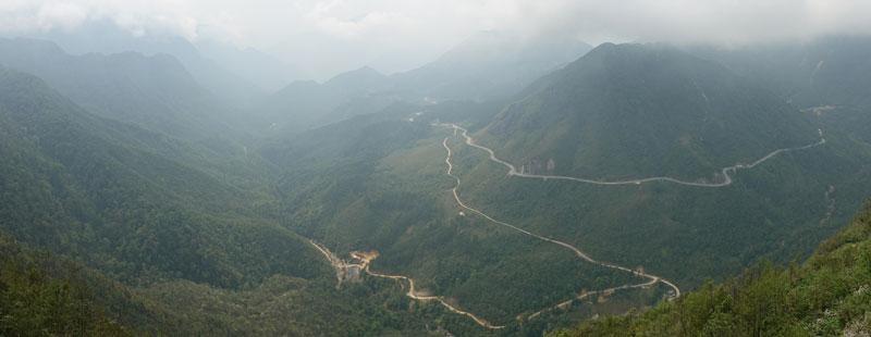 Vietnam-Sapa-Tagestour-2-Tram-Tom-Pass