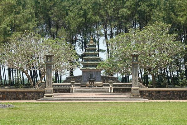 Reisebericht Vietnam Sehenswürdigkeiten Hue Thien Mu Pagode