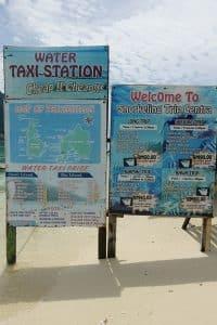 Perhentian Islands Malaysia Wassertaxi von der Tuna Bay