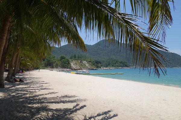 Reisebericht Vietnam Sehenswürdigkeiten Hoi An Cham Island Ong Beach