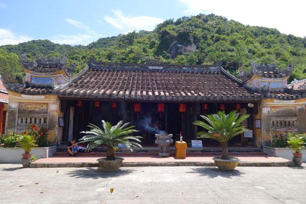 Reisebericht Vietnam Sehenswürdigkeiten Hoi An Tagesausflug Cham Island Hai Tang Tempel