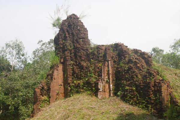 Reisebericht Vietnam Sehenswürdigkeiten Hoi An My Son Tempelgruppe E