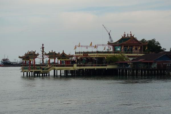 Georgetown Penang Malaysia Clan Jetties