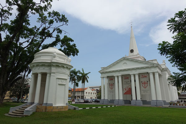 Georgetown Penang Malaysia Street of Harmony