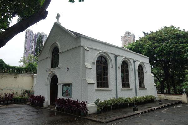 Macau Sehenswürdigkeiten Heritage Trail Protestant Cemetry
