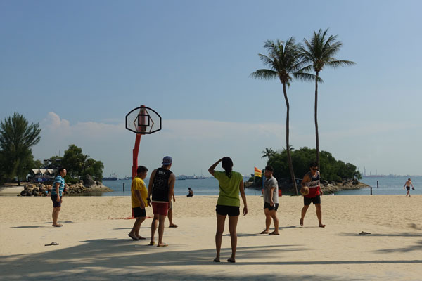 Singapur Sehenswürdigkeiten Sentosa Island Freizeitpark