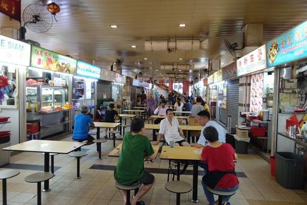 Singapur Sehenswürdigkeiten indisches Viertel