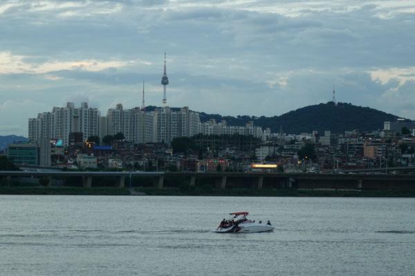 Seoul Sehenswürdigkeiten Banpo Hangang Park