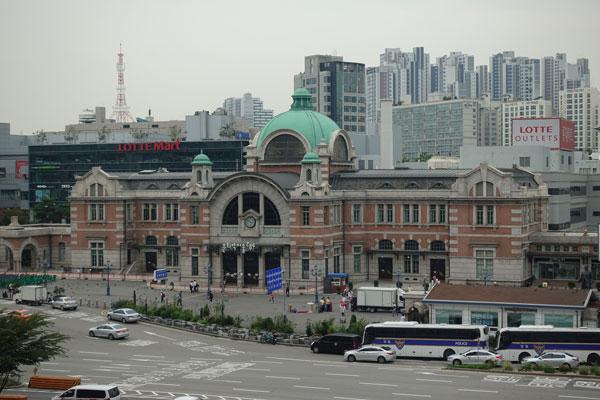Seoul Sehenswürdigkeiten Stadtbild