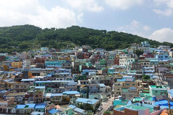 Busan Sehenswürdigkeiten Gamcheon Culture Village