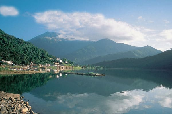 Hualien Taiwan Liyu Lake