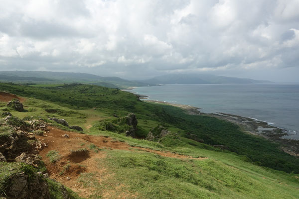 Kenting Nationalpark Tagesausflug mit dem Moped Longpan Park