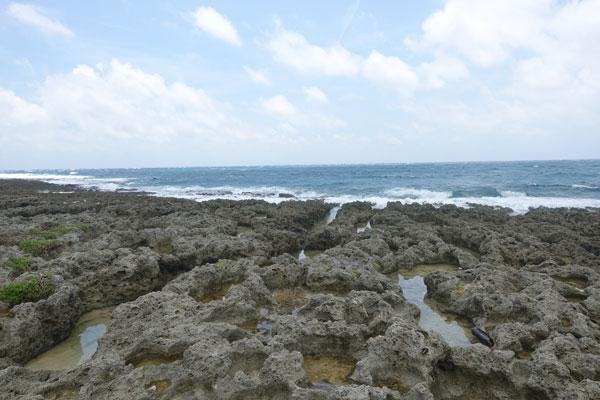 Kenting Nationalpark Tagesausflug mit dem Moped Shadao Shell Beach