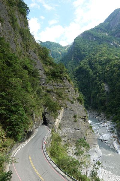 Taroko Nationalpark Taiwan Taroko Schlucht Lushui Trail