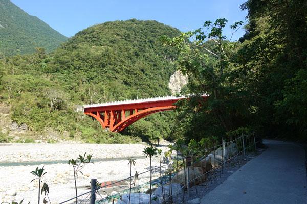 Taroko Nationalpark Taiwan Taroko Schlucht Xiao Zhuilu Trail