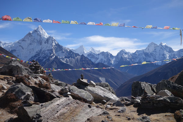 Reisebericht Mount everest Trek