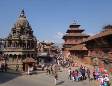 Reisebericht Nepal Sehenswürdigkeiten Patan und Bhaktapur
