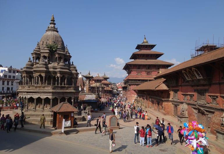 Kathmandu-Tal – diese Städte solltest du besucht haben