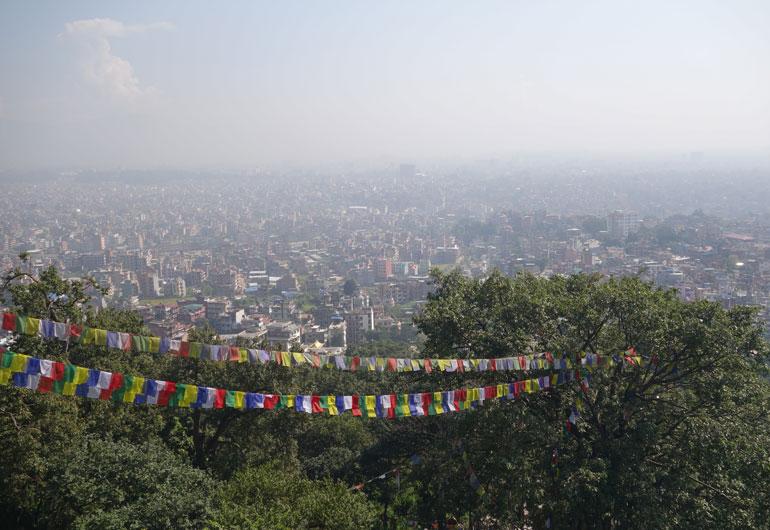 Namasté! Kathmandu und seine Sehenswürdigkeiten
