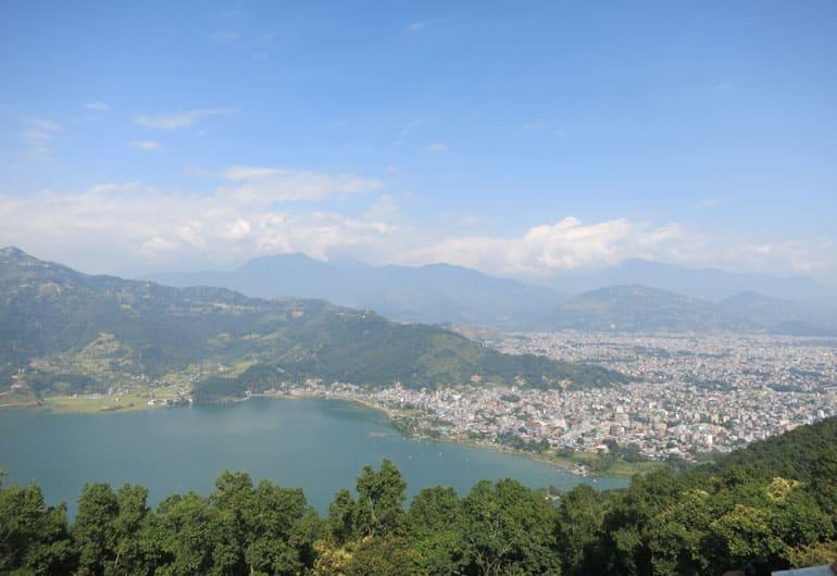 Pokhara – die Stadt am Smaragdgrünen See