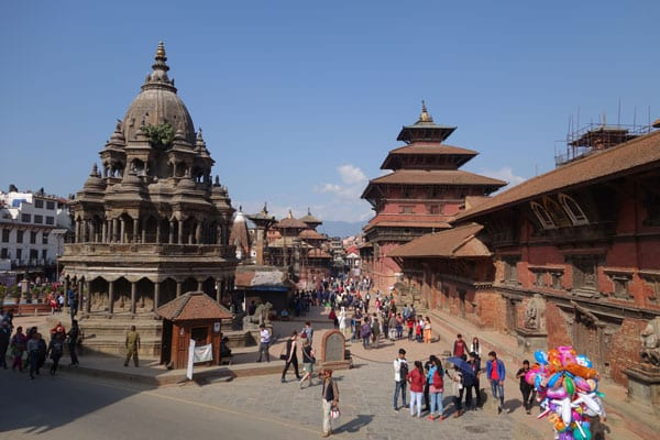 Reisebericht Nepal Sehenswürdigkeiten Patan