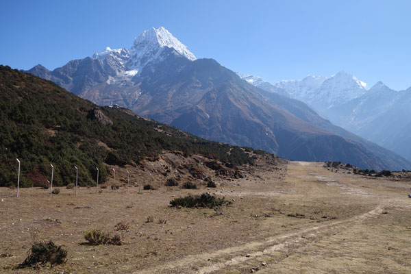 Mount Everest Trek Reisebericht Nepal