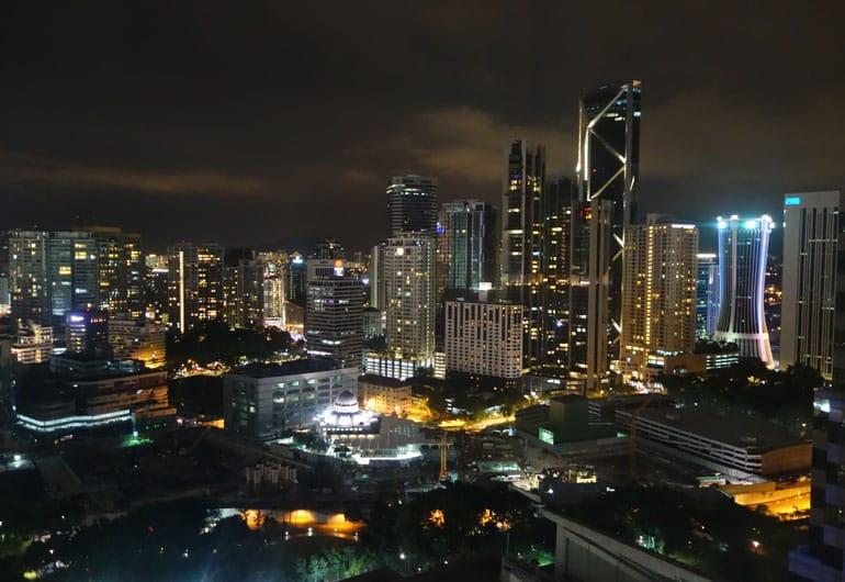 Die  5 besten Aussichten auf Kuala Lumpur