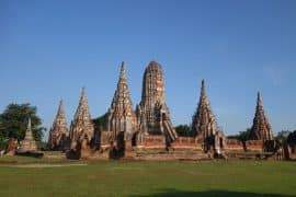 Reisebericht Thailand Sehenswürdigkeiten Ayutthaya Tagesausflug von Bangkok