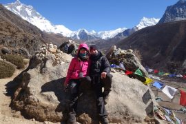 Reisebericht Nepal Mount Everest Trek