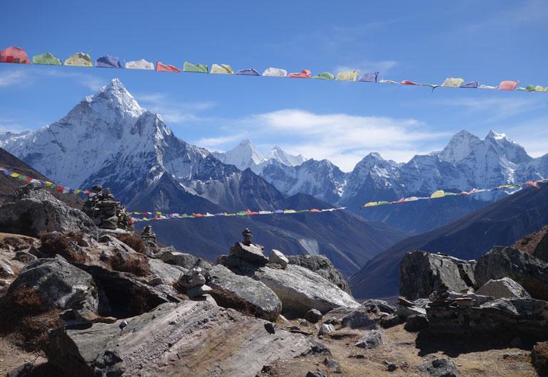 Trekking in Nepal – Anapourna Circel und Mount Everest Trek