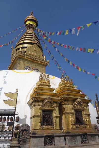 Reisebericht Nepal Sehenswürdigkeiten Kathmandu