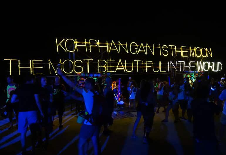 Koh Phangan – Die Party-Insel Thailands