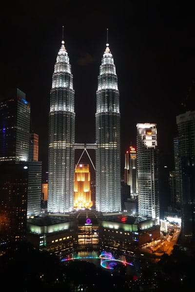 Reisebericht Malaysia Sehenswürdigkeiten Kuala Lumpur