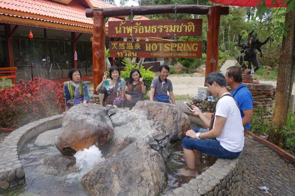 Reisebericht Thailand Sehenswürdigkeiten Tagesausflug von Chiang Mai