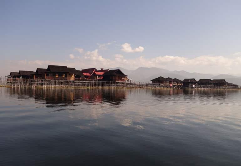 Fahrradtour am Inle Lake – Entdecke das Leben der Inthas