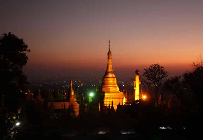 Mandalay – die letzte Köngigsstadt Birmas