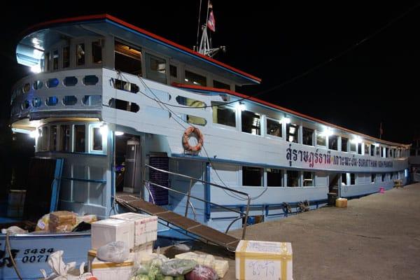 Reisebericht Thailand Sehenswürdigkeiten Koh Phangan