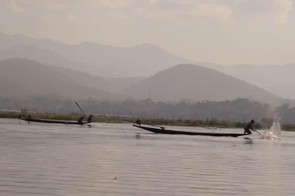 Reisebericht Myanmar Sehenswürdigkeiten Tagestour Inle Lake