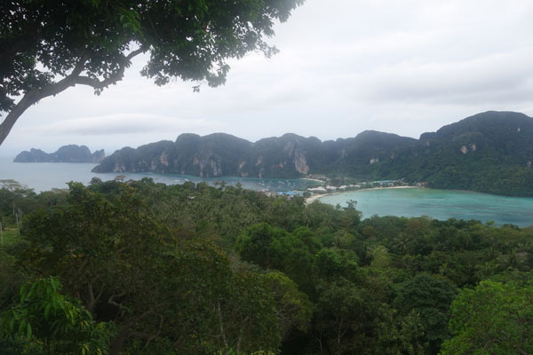 Reisebericht Thailand Sehenswürdigkeiten Koh Phi Phi