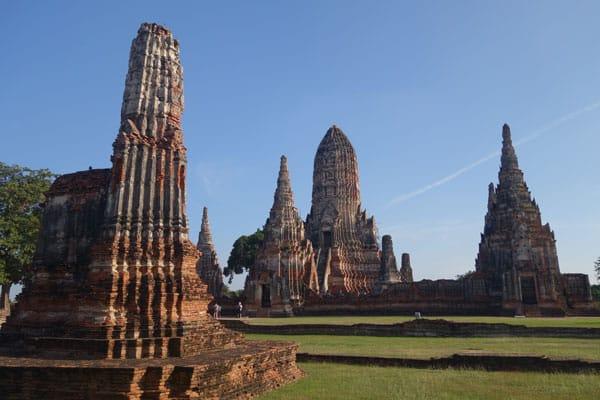 Reisebericht Thailand Ayutthaya Tagesausflug von Bangkok
